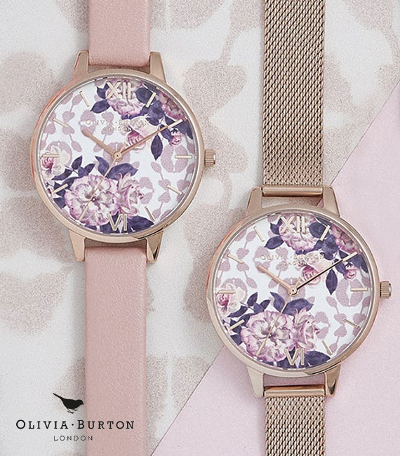 Olivia Burton Watches Available At Mt Ommaney Showcase Jewellers