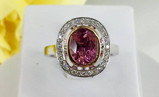 Birthstone Rings Available At Mt Ommaney Showcase Jewellers