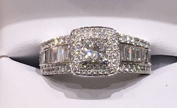 Diamond Rings Collection Available At Mt Ommaney Showcase Jewellers