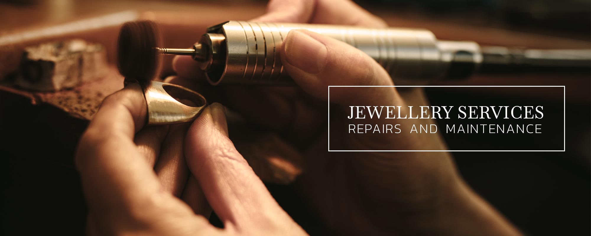Jewellery Repair Services Available At Mt. Ommaney Showcase Jewellers